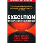 EXECUTION 执行力 9780712625982
