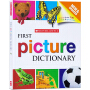 Scholastic First Picture Dictionary 英文原版 学乐幼儿图解字典