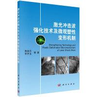 【按需印刷】-激光冲击波强化技术及微观塑性变形机制