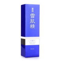 高丝(Kose)雪肌精化妆水200ml洁面