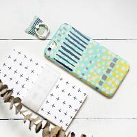 新品 �有脑�创IMD 溪径 苹果手机保护壳 iphone6 plus 手机保护套礼品套装