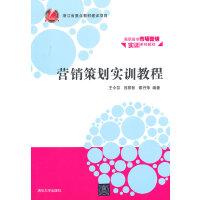 营销策划实训教程(高职高专市场营销实训系列教材)