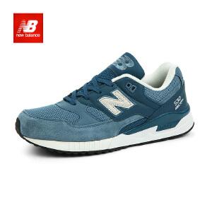 新百伦NEW BALANCE NB新款复古男鞋休闲透气舒适跑鞋 M530OXA