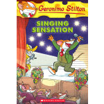 Geronimo Stilton #39: Singing Sensation 老鼠记者39  9780545103688
