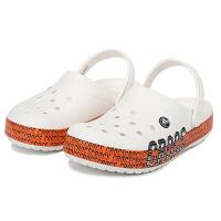 【秒杀价】卡骆驰户外凉鞋男女同款沙滩鞋夏季新款运动拖鞋洞洞鞋|206381 动感LOGO卡骆班