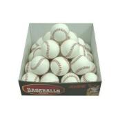 棒球 手工缝纫软式棒球 实心正规练习 棒球