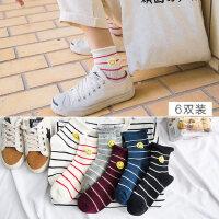 户外袜子女士纯棉短袜低帮浅口短筒学院风可爱女袜韩版中筒