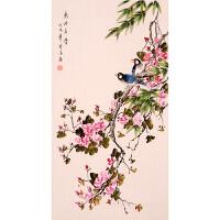 陈芬清《鸟语花香》之二