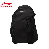 李宁CF背包黑色包包双肩包男女同款包新款情侣款时尚运动包背包