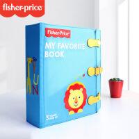 费雪 生活早教布书3D立体布书 婴幼儿益智早教几何认知动手玩具
