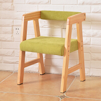 实木椅子靠背椅可升降沙发凳小板凳幼儿园宝宝餐椅学习椅