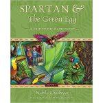 【预订】Spartan & the Green Egg Book 1: A Trip to the Rainfores
