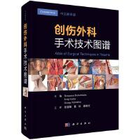 创伤外科手术技术图谱(中文翻译版)
