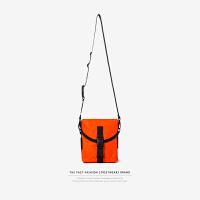 潮牌包包男士斜挎包手机包纯色学生单肩包女情侣潮流时尚小包包
