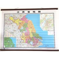 江苏省地图 山东省地图出版社