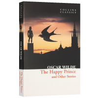 快乐王子和其他故事 英文原版 The Happy Prince and Other Stories 柯林斯经典文学 奥
