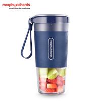 摩飞MR9600榨汁机小型便携式榨汁杯家用电动果汁机迷你全自动水果炸汁机