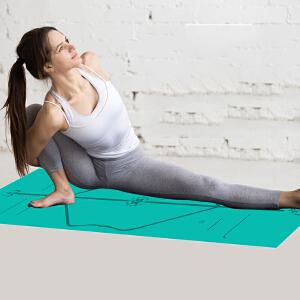 物有物语 瑜伽套装 男女室内初学者瑜伽垫拉力器套装防滑加厚加长瑜伽运动健身瑜伽垫仰卧起坐瑜伽球瑜伽配件套装