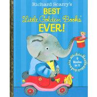Richard Scarry's Best Little Golden Books Ever! (Little Gol