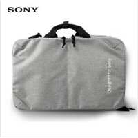 sony/索尼 LBI-1807 GRAYBAG 原装数码相机包 微单相机包 简约双肩包 A7K,A7M2,A7R,7