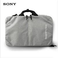 sony/索尼 LBI-1807 GRAYBAG 数码相机包 微单相机包 简约双肩包 A7K,A7M2,A7R,7R2,