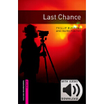 Oxford Bookworms Library: Starter Level: Last Chance MP3 Pa