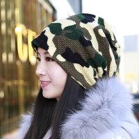 女帽子韩版潮包头帽时尚休闲百搭产妇月子帽户外保暖头巾帽