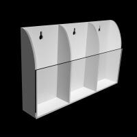 格力遥控器收纳盒格力遥控器收纳盒客厅创意简约电视空调遥控器收纳盒挂墙壁