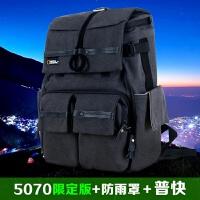 单反摄影包5071国家地理双肩相机包5070帆布多功能背包5160