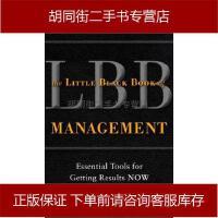 【二手旧书8成新】The Little Black Book of Management 9780071738651