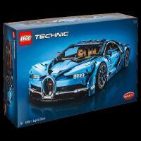 LEGO乐高 机械组拼插玩具积木布加迪42083 保时捷跑车42093直升机