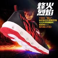 卡帝乐鳄鱼男鞋运动鞋男新款男士学生跑步鞋网鞋透气网面鞋休闲鞋