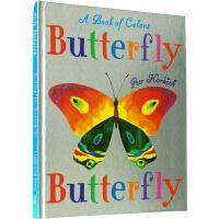 Butterfly Butterfly 英文原版 蝴蝶 精装绘本 众里寻他千百度的故事 有立体页