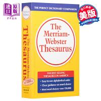 韦氏同义词英英字辞典英文原版The Merriam-Webster Thesaurus 英文原版