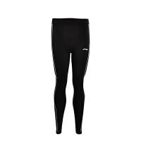 李宁(LI-NING) 李宁女装健身裤女士透气训练裤紧身长裤秋季运动裤