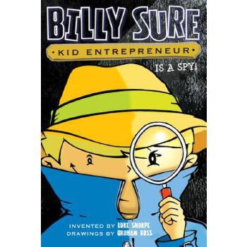 【预订】Billy Sure Kid Entrepreneur Is a Spy! 预订商品,需要1-3个月发货,非质量问题不接受退换货。