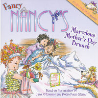 Fancy Nancy's Marvelous Mother's Day Brunch 漂亮的南希:了不起的母亲节早午