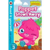 Read it Yourself: Moshi Monsters: Pet Stows Away(Level 3)偷带
