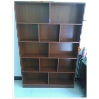 学生书架书柜简易落地置物架书橱自由组合收纳储物柜简约现代 0.8-1米宽