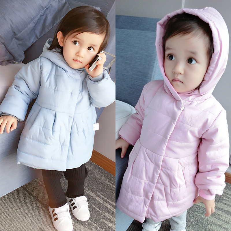 冬季连帽外套婴儿卫衣服秋装外套装0岁3宝宝加厚保暖秋冬装 发货周期:一般在付款后2-90天左右发货,具体发货时间请以与客服协商的时间为准
