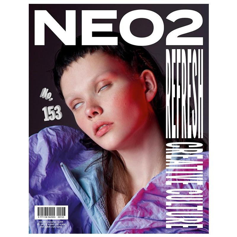时尚杂志订阅 NEO2 创意先锋时尚杂志 西班牙西班牙文原版 年订6期