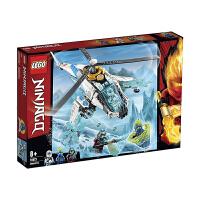 【当当自营】LEGO乐高积木幻影忍者Ninjago系列70673 8岁+赞的高科技直升机