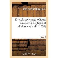 【预订】Encyclop?die M?thodique. ?conomie Politique Et Diplomat