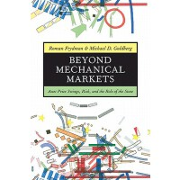 【预订】Beyond Mechanical Markets: Asset Price Swings, Risk, an