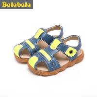 巴拉巴拉男童凉鞋小童宝宝鞋子夏季童鞋儿童休闲牛皮鞋男