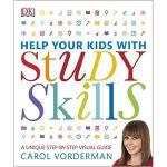 Help Your Kids with Study Skills 英文原版 帮你的孩子掌握学习技能 DK家庭教育系列