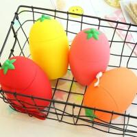 创意圣女果小番茄双层玻璃杯儿童水杯学生礼品定制原创蔬菜248ML水杯 杯子