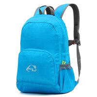 25L折叠包户外男款便携式大容量双肩包女款旅行多色背包
