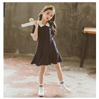 2018新款韩版中大童洋气公主儿童夏季裙子女孩衣服女童夏装连衣裙