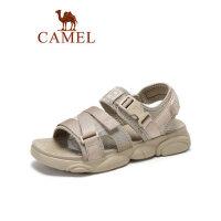 camel骆驼凉鞋2019新款男青年韩版百搭时尚户外休闲透气沙滩鞋男小熊鞋